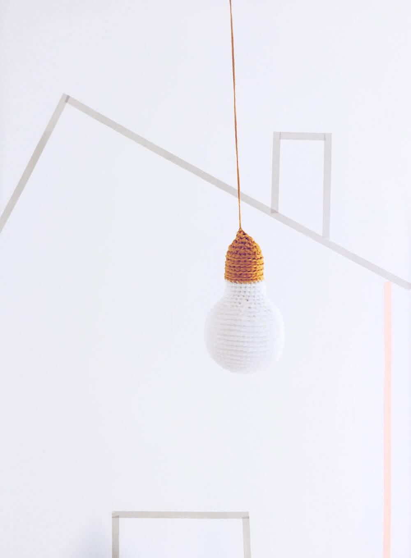 Nordic Bulb - Crochet Pattern Alimaravillas - Bombilla de crochet