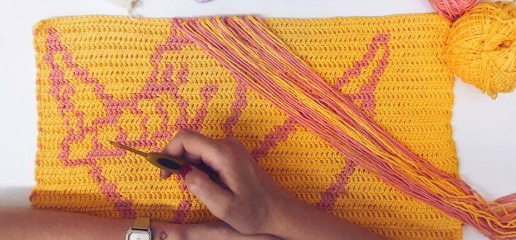 Yarn Bombing en Barcelona