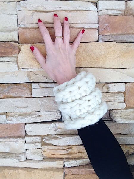 Patrón Brazaletes crochet Alimaravillas