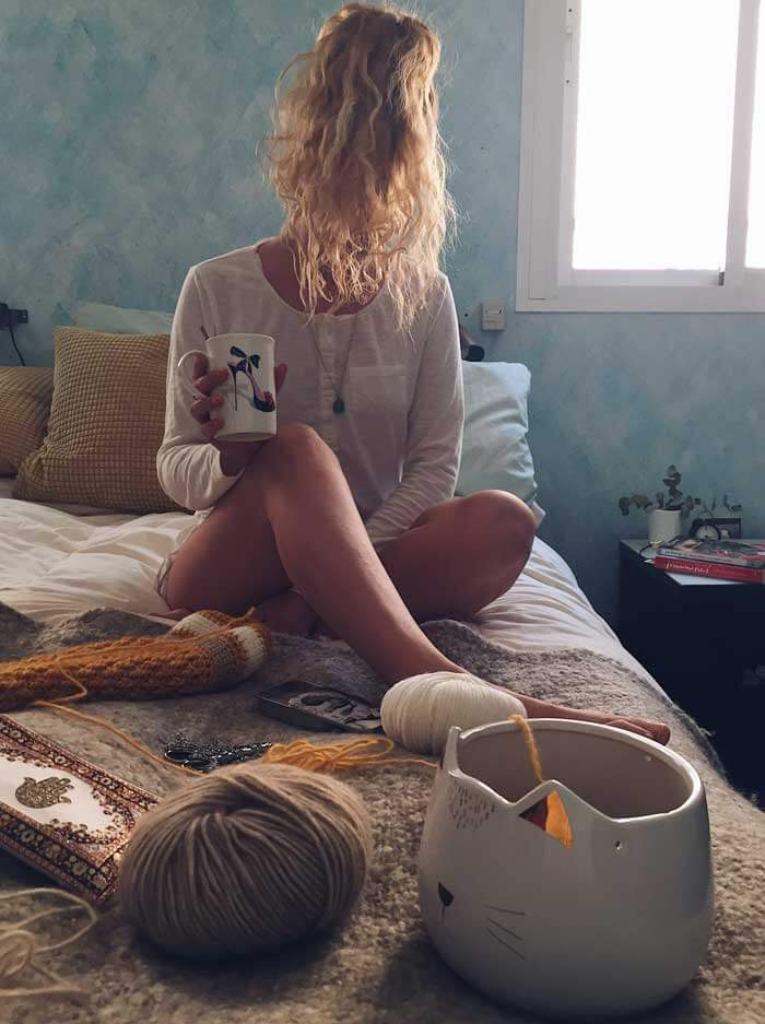 Crocheteras pijameras alimaravillas
