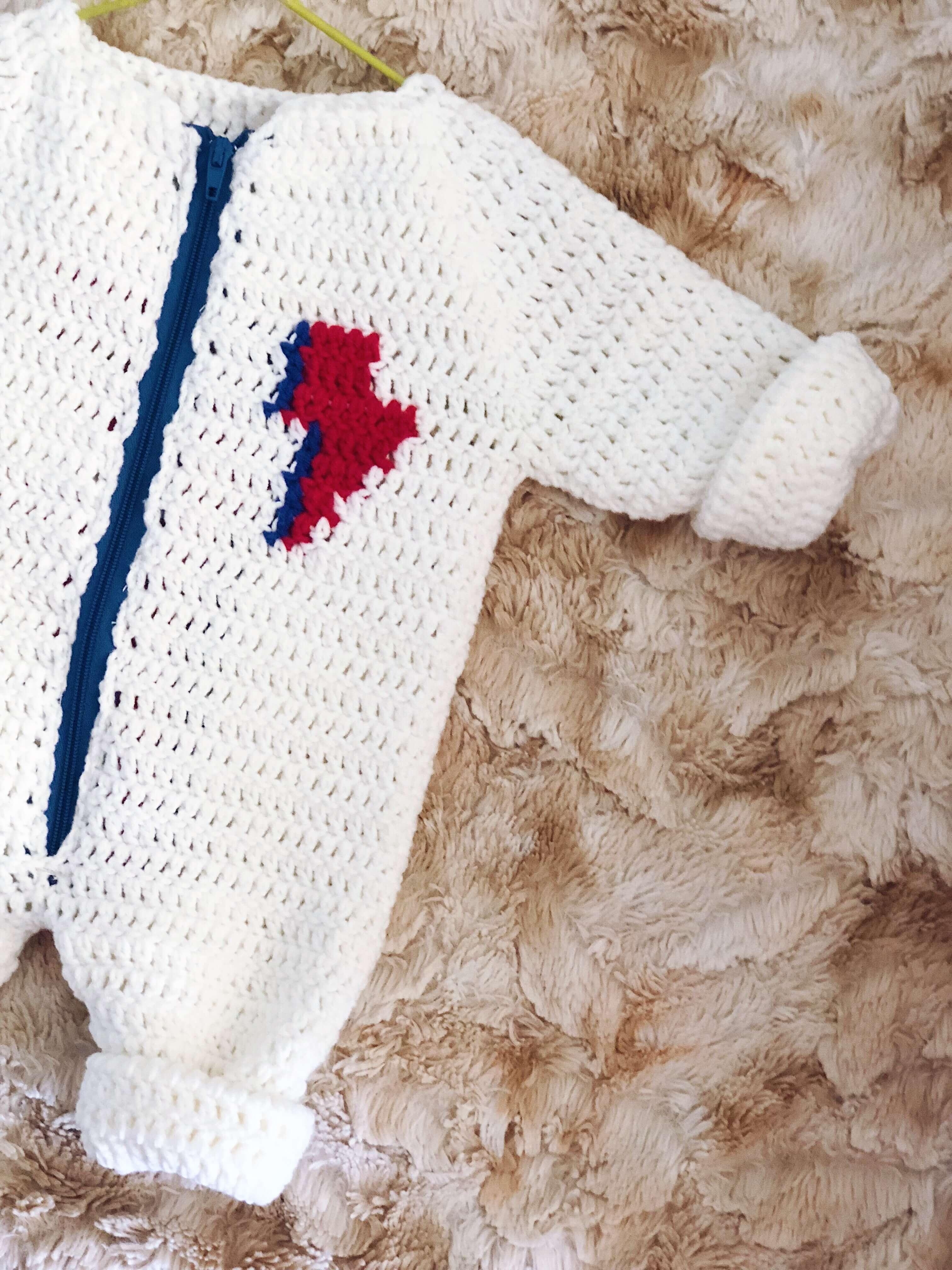 Baby Bowie patrón de crochet - Alimaravillas