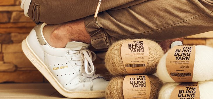 KICKS AND YARNS – BLING BLING AND STAN SMITH